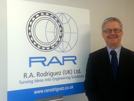 Stepping Up A Gear - R.A. Rodriguez Appoints A Dedicated Manager